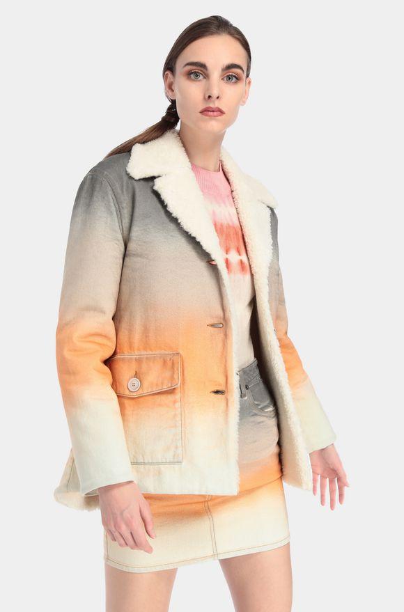 MISSONI Пальто Для Женщин, Вид сзади