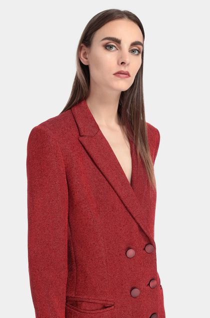 MISSONI Jacket Red Woman - Front