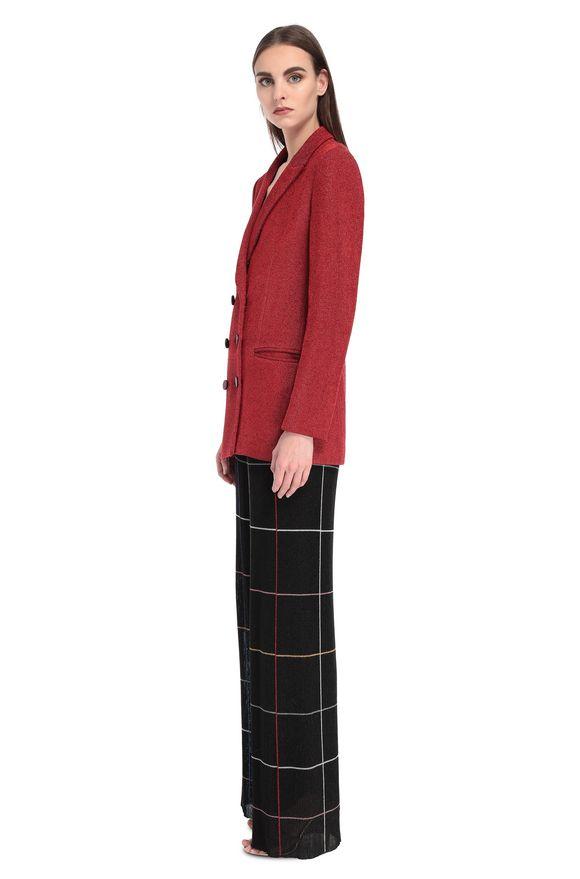 MISSONI Пиджак Для Женщин, Вид сбоку