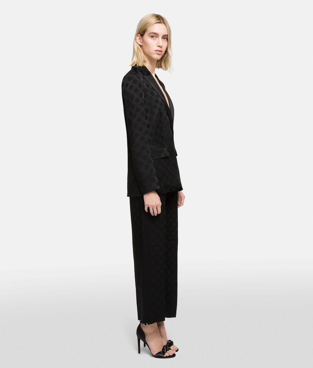 KARL LAGERFELD K/Dots Tailored Blazer Blazer Woman d