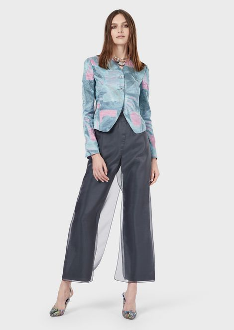 GIORGIO ARMANI Fashion Jacket Woman d