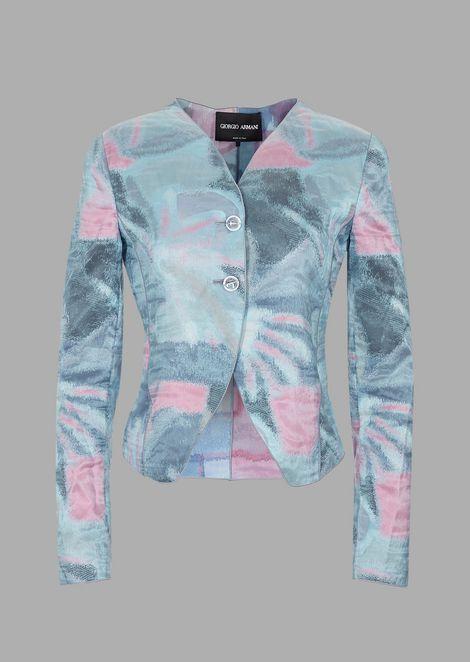 GIORGIO ARMANI Fashion Jacket Woman r