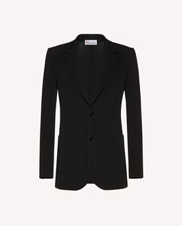REDValentino Coat Woman SR3CJ00F4E0 0NO a