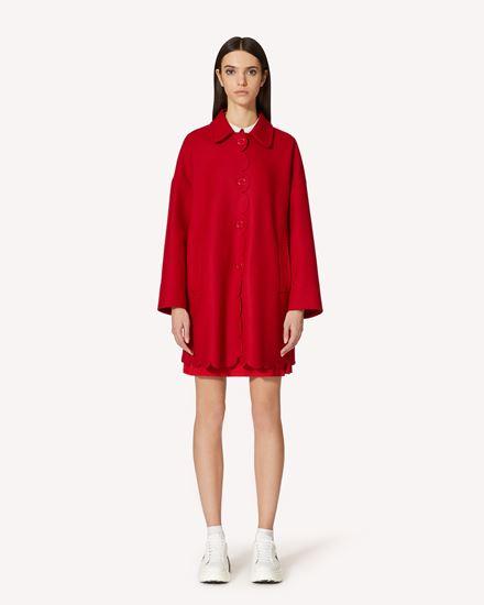 REDValentino Coat Woman SR3CAA75497 D05 f