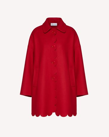 REDValentino SR3CAA75497 D05 Coat Woman a