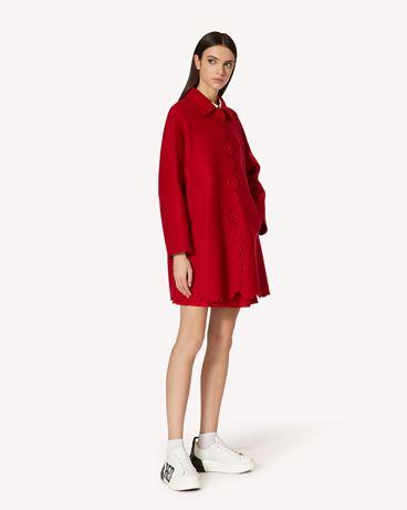 REDValentino SR3CAA75497 D05 Coat Woman d
