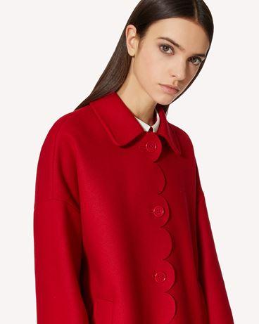 REDValentino SR3CAA75497 D05 Coat Woman e