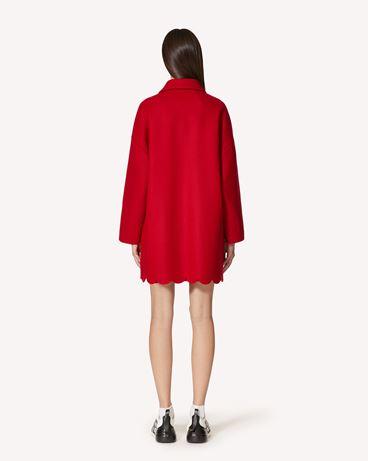 REDValentino SR3CAA75497 D05 Coat Woman r