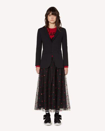 REDValentino SR3CEA60WBP 0NO Jacket Woman f