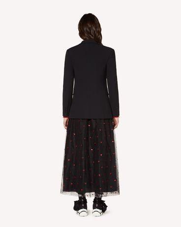 REDValentino SR3CEA60WBP 0NO Jacket Woman r