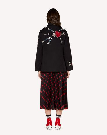 REDValentino SR3CJ00F4E0 0NO Coat Woman r