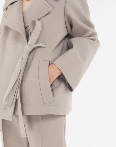 コート・ジャケット オーバーサイズ ジャケット  カーキ