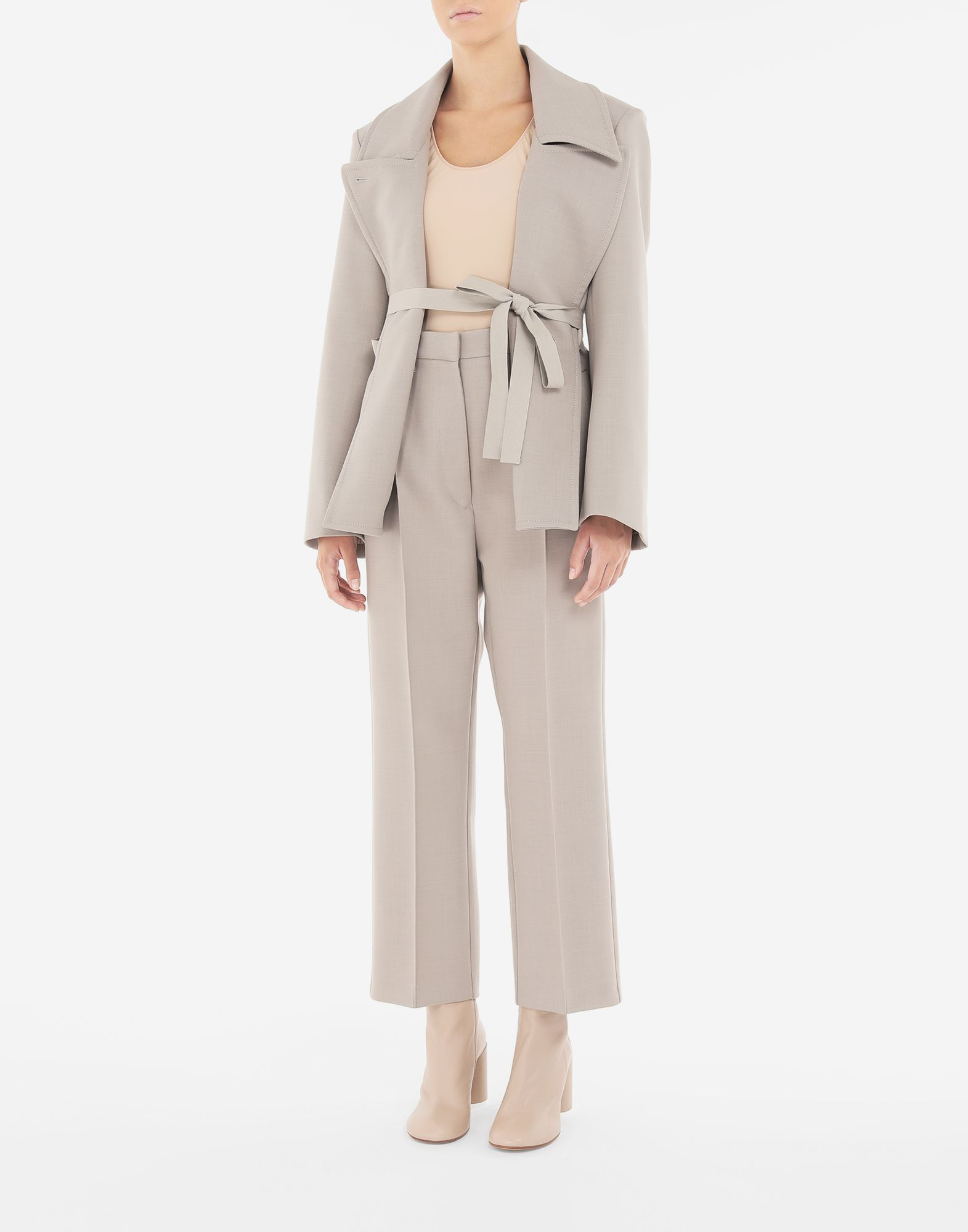 MM6 MAISON MARGIELA Oversized blazer Blazer Woman d