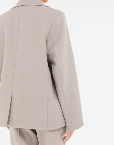 MM6 MAISON MARGIELA Oversized blazer Blazer Woman b