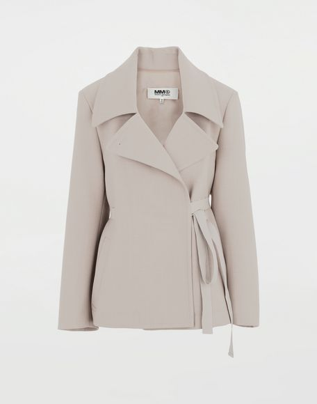 MM6 MAISON MARGIELA Oversized blazer Blazer Woman f