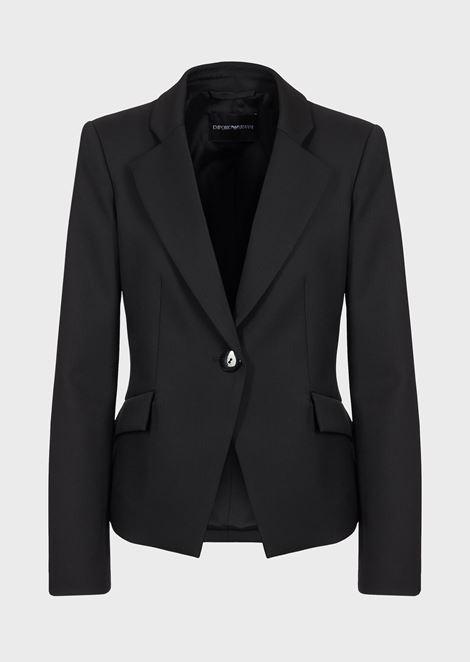 EMPORIO ARMANI Formal Jacket Woman d