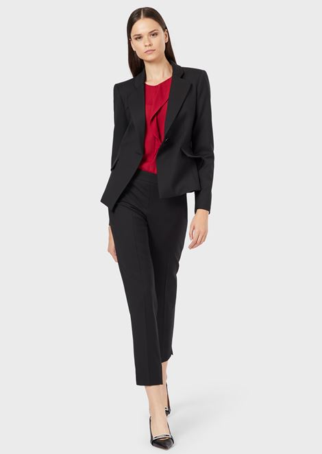 EMPORIO ARMANI Formal Jacket Woman r