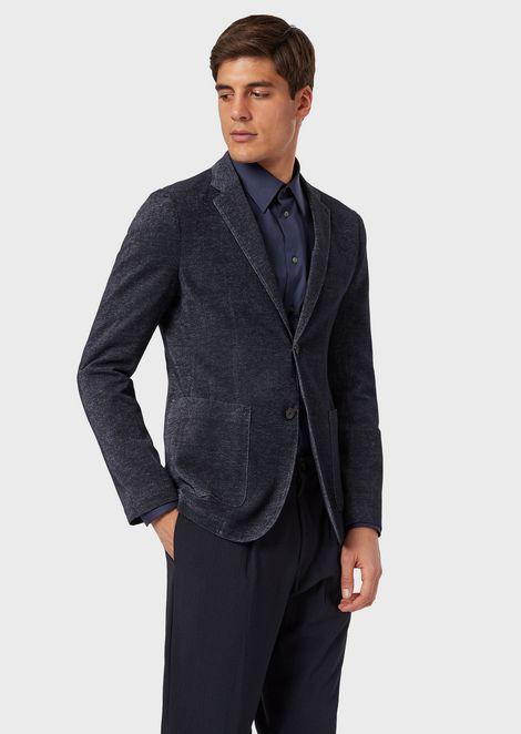 a7dece4ac Men's Jackets & Blazers | Emporio Armani