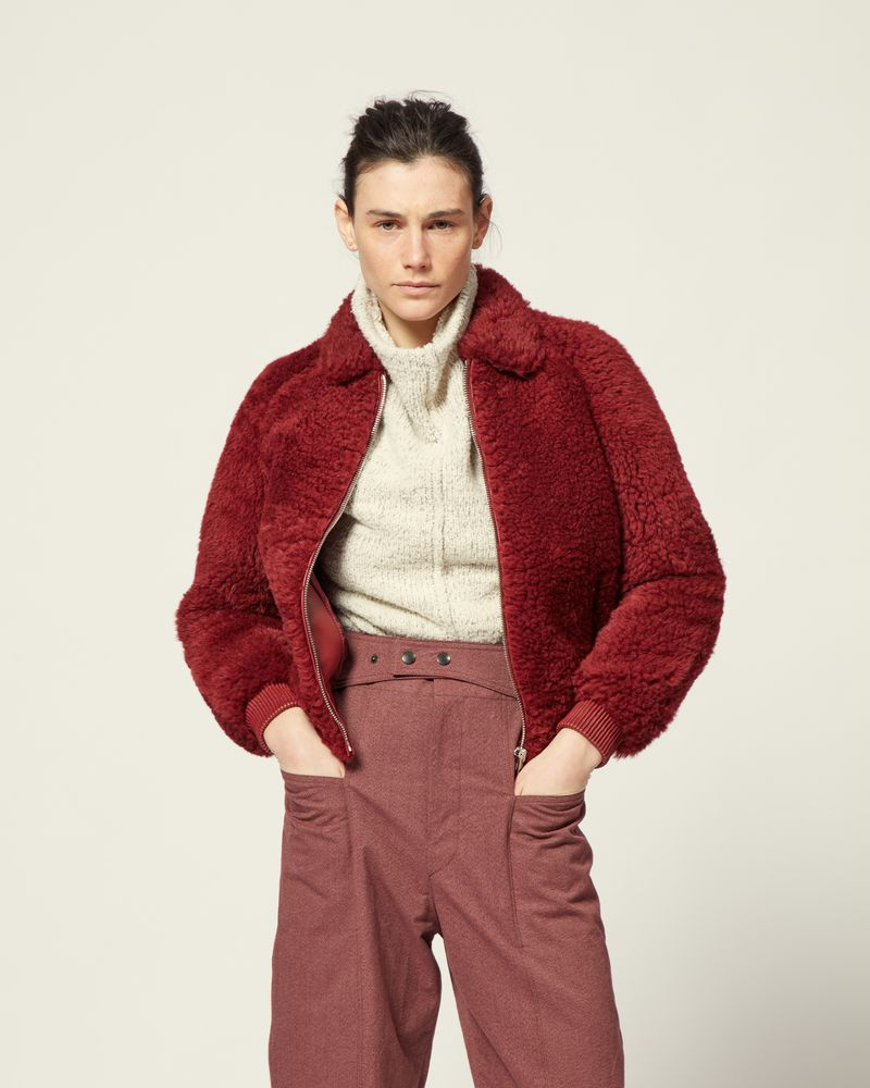 SALVIA COAT ISABEL MARANT