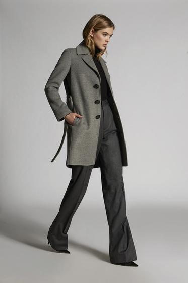 DSQUARED2 Denim outerwear Woman S75AM0669S30667470 m