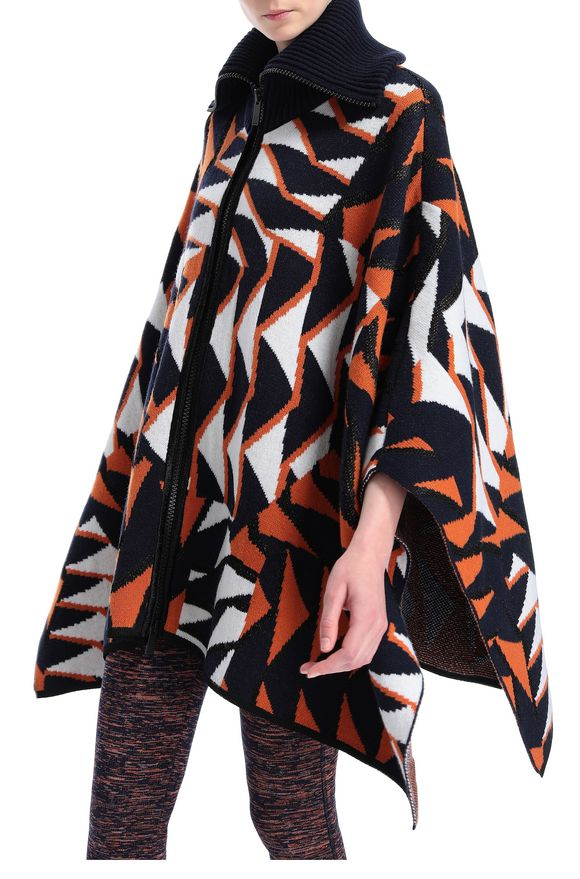 M MISSONI Wrap Woman, Rear view