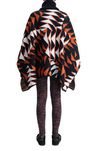 M MISSONI Wrap Woman, Side view
