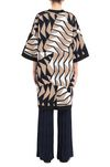 M MISSONI Coat Woman, Side view