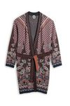 M MISSONI Dust coat Woman, Product view without model