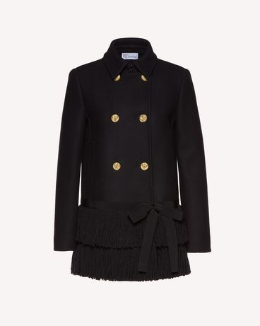 REDValentino SR3CAA48497 0NO Coat Woman a