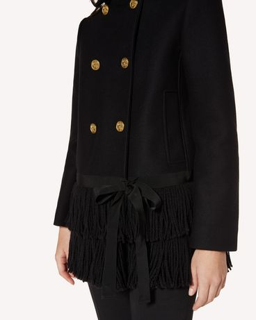 REDValentino SR3CAA48497 0NO Coat Woman e