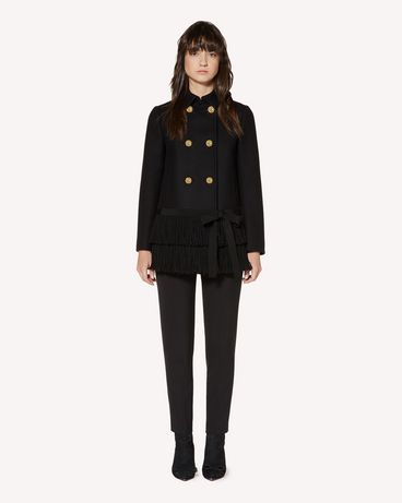 REDValentino SR3CAA48497 0NO Coat Woman f