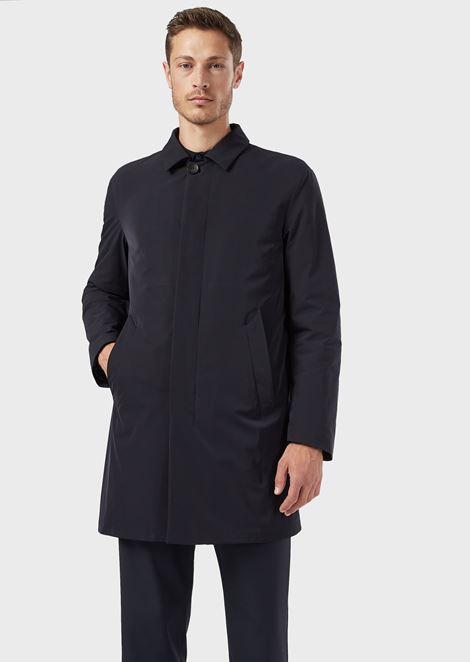 Manteau court en duvet