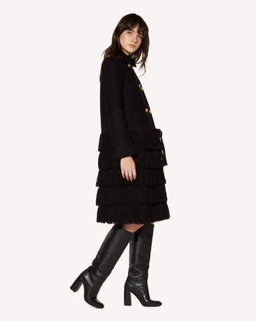 REDValentino SR3CAA45497 0NO Coat Woman d