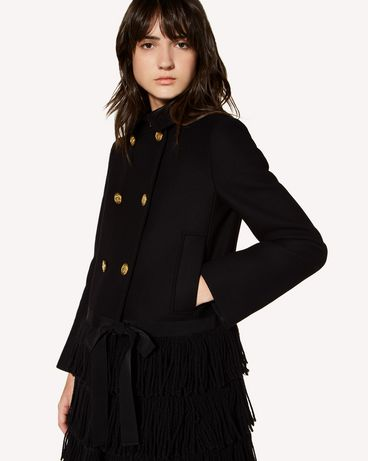 REDValentino SR3CAA45497 0NO Coat Woman e