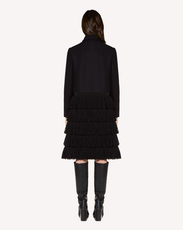 REDValentino SR3CAA45497 0NO Coat Woman r