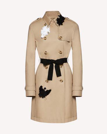 REDValentino SR3CHA102R3 191 Coat Woman a