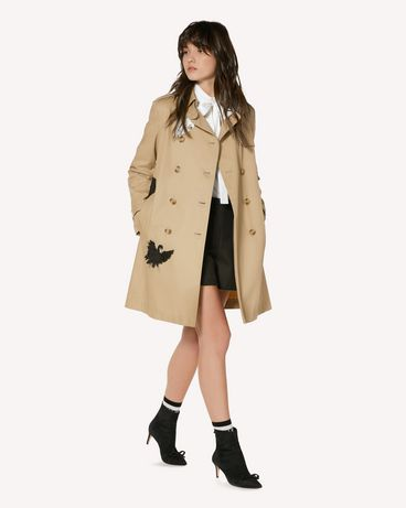 REDValentino SR3CHA102R3 191 Coat Woman d