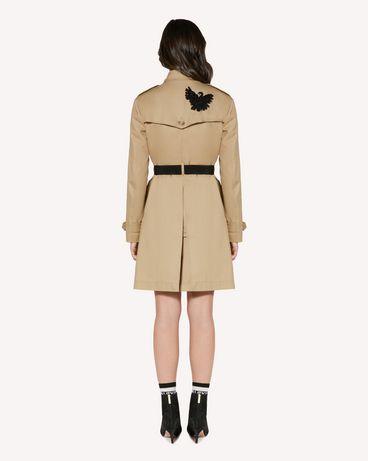 REDValentino SR3CHA102R3 191 Coat Woman r