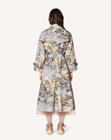 REDValentino SR0VAB204HM DG8 Coat Woman r