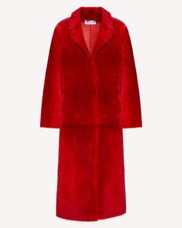 REDValentino SR0FA00D4LA KW0 Coat Woman a