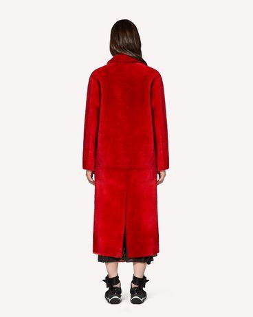 REDValentino SR0FA00D4LA KW0 Coat Woman r