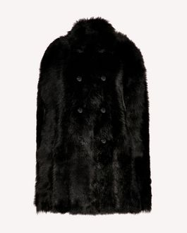 REDValentino Coat Woman SR3NB00F4BT 0NO a