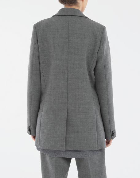MM6 MAISON MARGIELA Techno-wool blazer Blazer Woman e