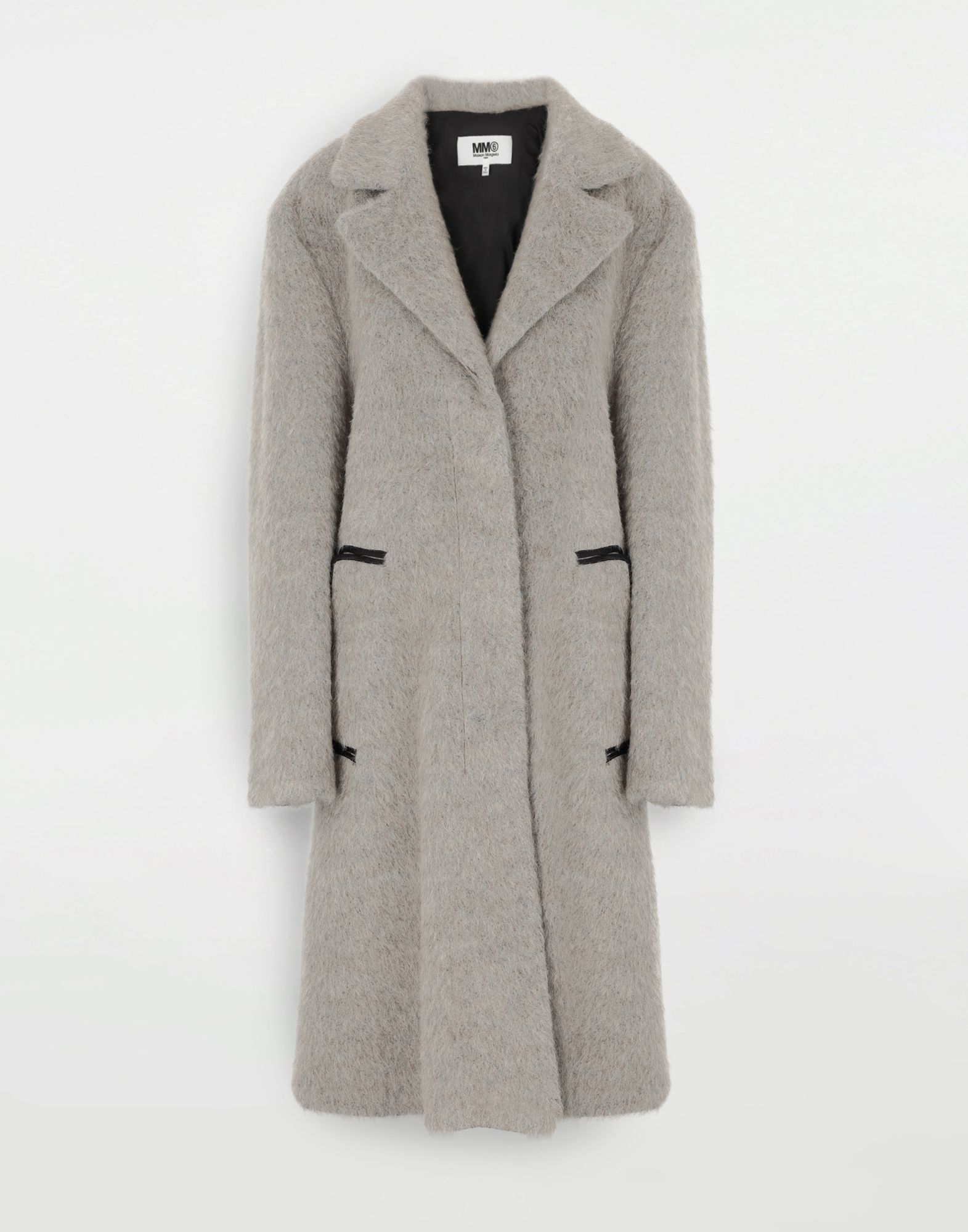 MM6 MAISON MARGIELA Mohair coat Coat Woman f