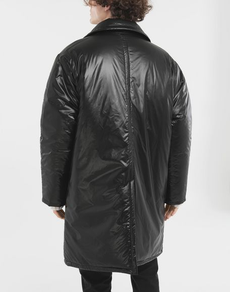 MAISON MARGIELA Padded nylon coat Coats and Trenches Man e