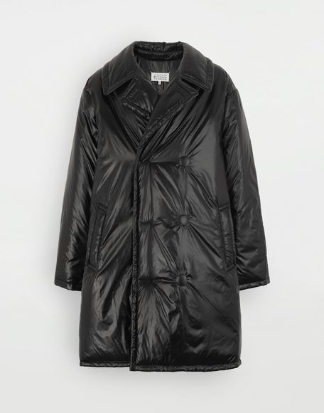 MAISON MARGIELA Padded nylon coat Coats and Trenches Man f