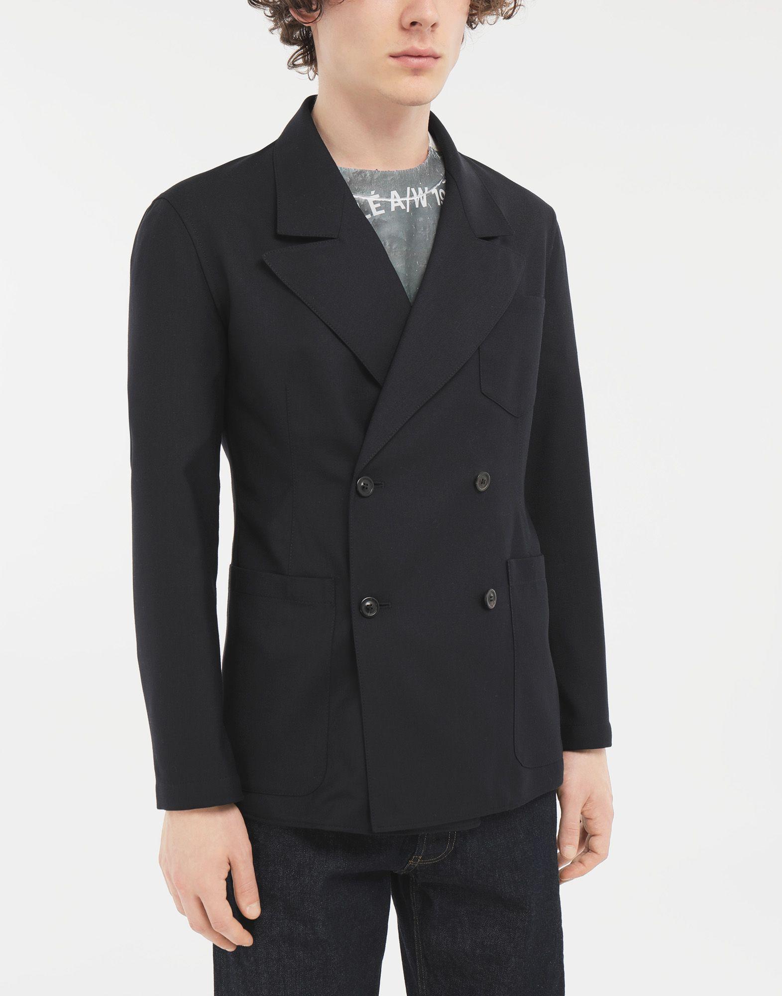MAISON MARGIELA Pocket blazer Jacket Man r
