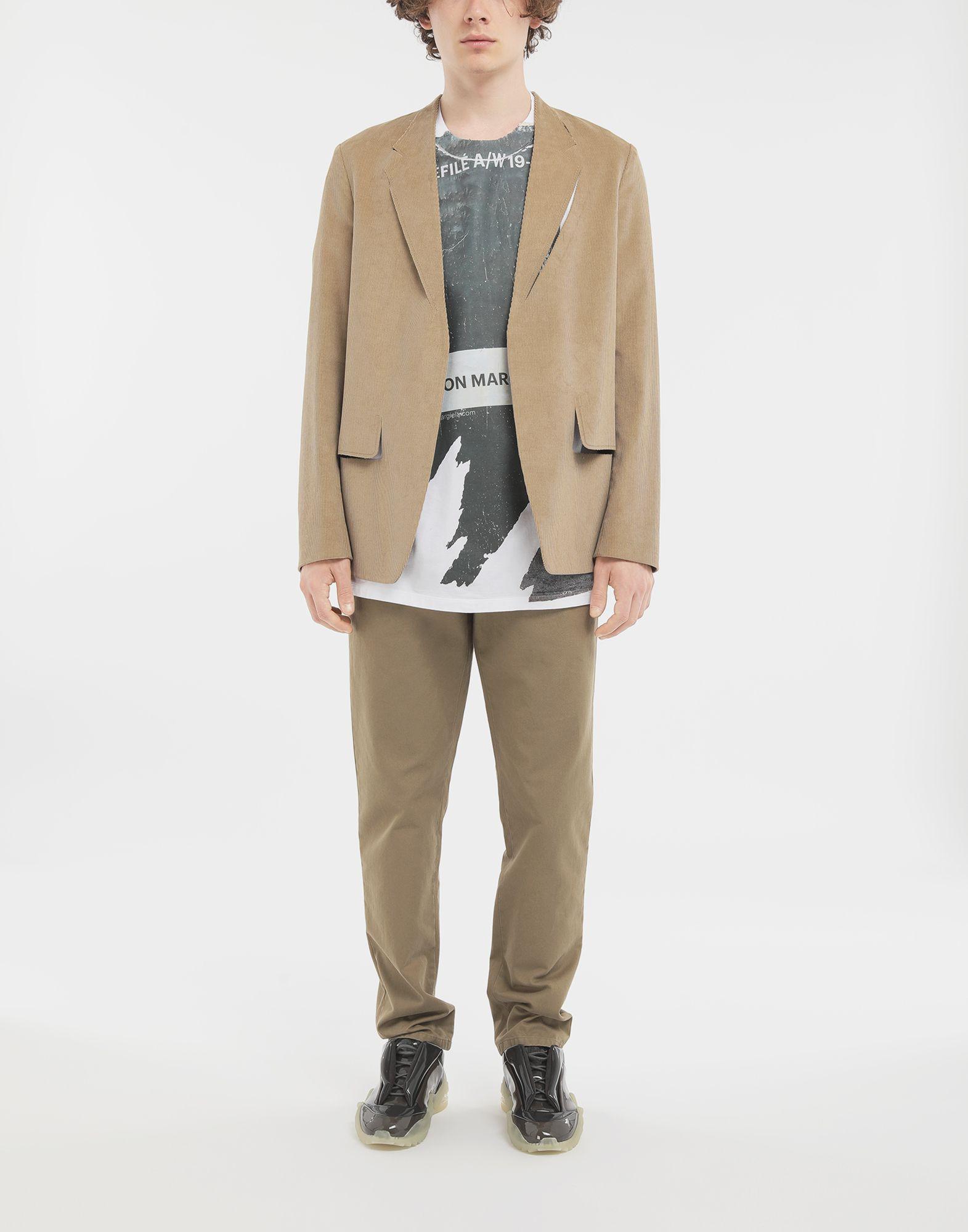 MAISON MARGIELA Décortiqué blazer Jacket Man d