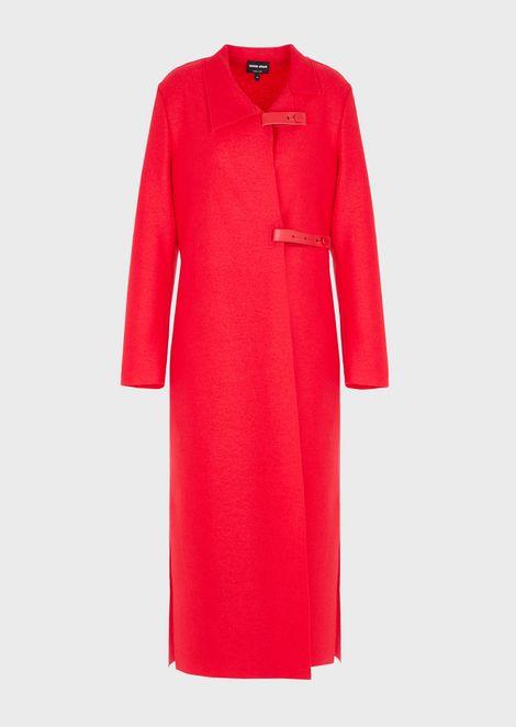 GIORGIO ARMANI Coat Woman d