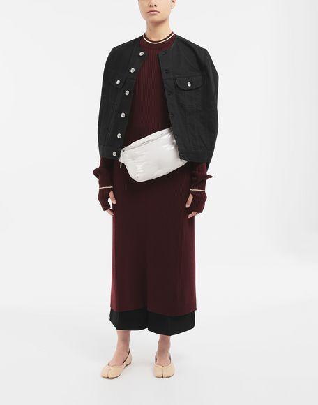 MAISON MARGIELA Reworked denim top Jacket Woman d